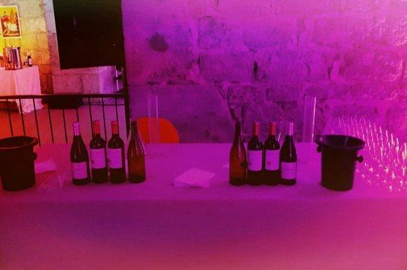Atelier d'assemblage de vin sur mesure et personnalisé Lyon