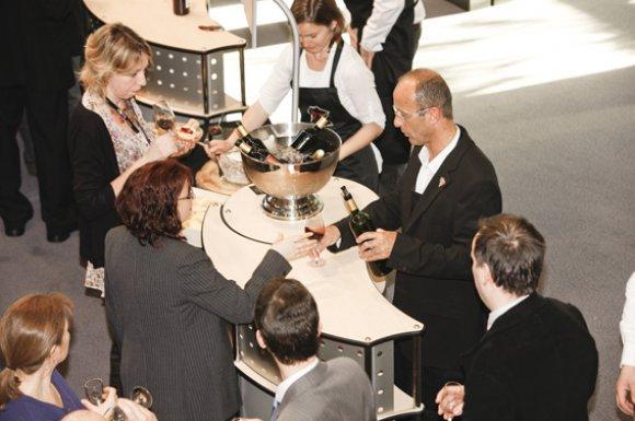 Buffet accords mets et vins Lyon