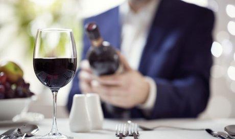 Vente de vins rouges pour professionnels