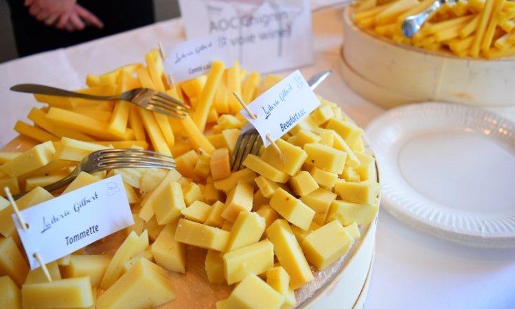 Cours de découverte des régions vins et fromage Lyon