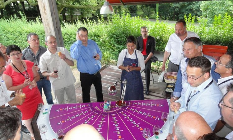 Casino du vin Lyon